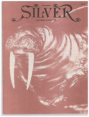 Silver Magazine  September/October 1983  Issue