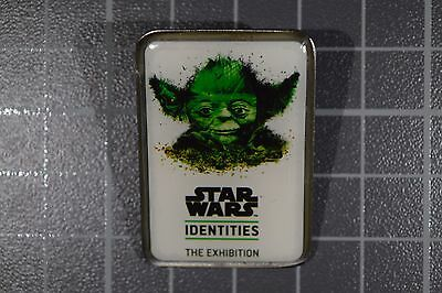 Star Wars Identities - The Exhibition Pin - Yoda