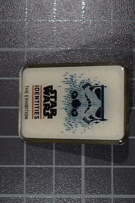 Star Wars Identities - The Exhibition Pin - Storm Trooper