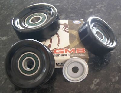 GMB Steel Upgrade Pulley Kit 96-2004 to fit Holden Commodore VS VT VX VU V6