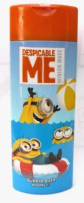 Minions Schaumbad Seife 400ml Orange bubble bath