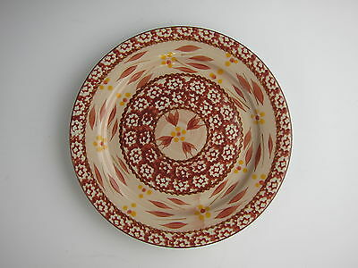 Temp-tations Ovenware OLD WORLD CRANBERRY RED Salad Plates Mult Avail Excellent