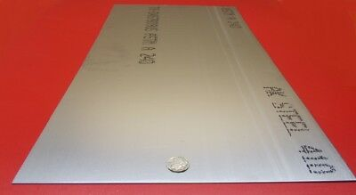 """410 Stainless Steel Sheet,  .040"""" Thick x 12"""" Wide x 24"""" Length, 1 Unit"""