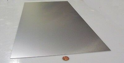 """410 Stainless Steel Sheet,  .050"""" Thick x 12"""" Wide x 24"""" Length"""