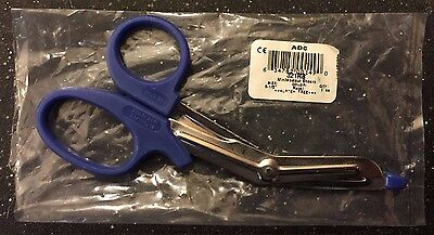 "ADC 321RB Mini MEDICUT™ 5 1/2"" Stainless-Steel Shears, Autoclavable, Royal Blue"