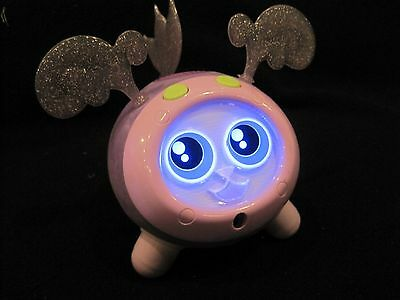 Plooki Fijit Friends Yippits Interactive Toy Purple Figure 2012