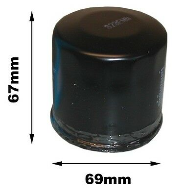 For Kawasaki VN 1600 A3H Classic Oil Filter 2005