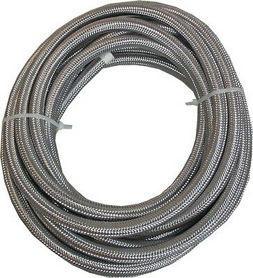 Stainless Steel Braided Hose 3/8""