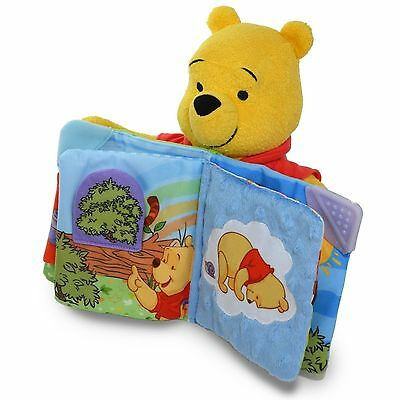 Winnie the Pooh Listen and Discover with Pooh Teddy Storyteller and Soft Books