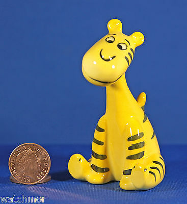 Beswick Winnie The Pooh Figure – Tigger Sitting, Black Backstamp