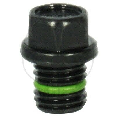 For Kawasaki ZX 6R 636 C Ninja 2005-2006 Smart-O Reusable Oil Drain Plug M12X1.5