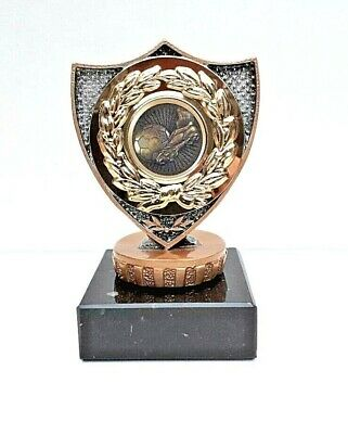 A1305 Bg Resin Football Boot Trophy Size 14.75 Cm Free Engraving