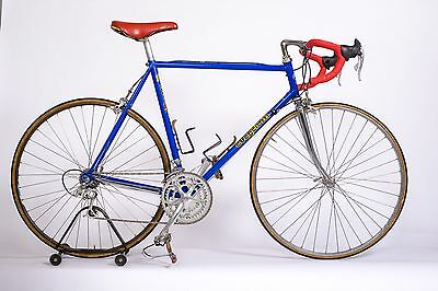 Guerciotti Vintage Road Bicycle c1980 (frame)  c1995 (components) 56 cm