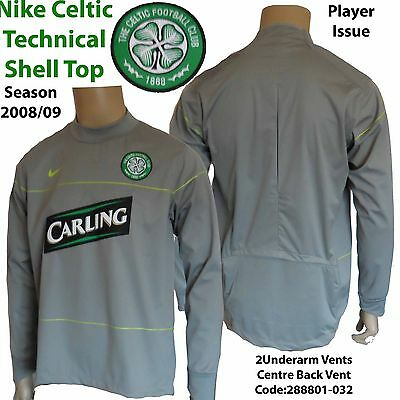Celtic Player Issue Technical Training Top 288801-032 X/Large (REDUCED)