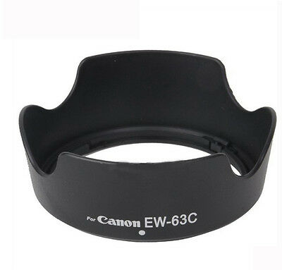 Hot Sell EW-63C 700D 100D Camera Lens Hood for Canon Shot EF-S 18-55mm f/3.5-5.6