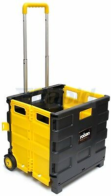 Rolson 68900 Folding Boot Cart 25kg Weight Capacity