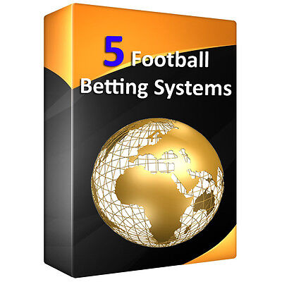5 Football Betting Systems Make Money Guaranteed Win Profit Soccer Goal Strategy