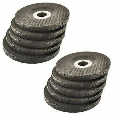 "4 1/2"" Depressed / Dished Centre Metal Grinding Disc Stainless Steel AT850_10Pk"