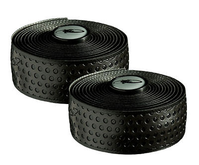 Lizard Skins DSP 1.8MM Cyclocross Road Bike Cycling Handlebar Tape - Black
