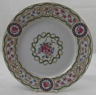 Haviland Limoges LOUVECIENNES small dinner / luncheon plate 24.5cm UNUSED