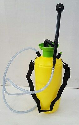 Portable Shower Sprayer- 10Litre total capacity from SOLO-SPRAYERS