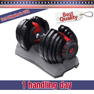 Bowflex SelectTech Adjustable 552  Dumbbells