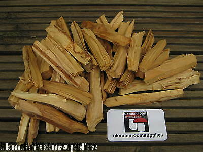 Palo Santo (Bursera Graveolens) Wood Incense - each order freshly cut!