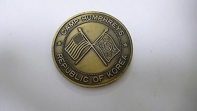194th MAINTENANCE BATTALION MISSION FLEXIBILITY CAMP HUMPHREYS CHALLENGE COIN