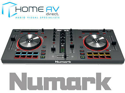Numark Mixtrack 3 All-in-one 2 CHANNEL Controller for Virtual DJ **FREE P&P**
