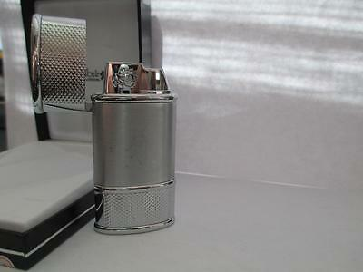 Colibri Silver Starliner Virtuoso Jet Flame Cigar Lighter