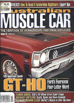 Australian Muscle Car Magazine Issue 44