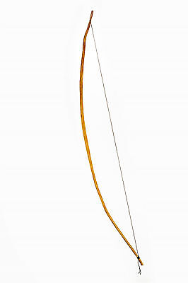 Flagella Dei Viking Longbow Osage Orange Made Vikingerbogen 25-70# Customize!