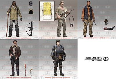 The Walking Dead TV Serie 8 Actionfigur: verschiedene Charaktere