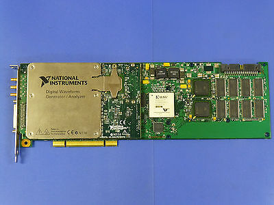 National Instruments PCI-6541 NI DAQ Card Digital Waveform Generator / Analyzer