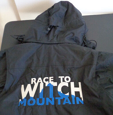 RACE TO WITCH MOUNTAIN Cast DISNEY Promo Crew NIKE Movie Jacket Size LARGE