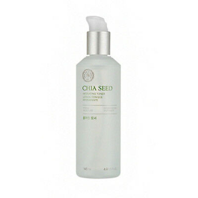 [The Face Shop] Chia Seed Watery Toner 145ml - Korea Cosmetic