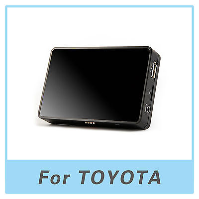 USB SD AUX MP3 CD Changer Adapter for Toyota Auris Avensis Camry Celica Corolla
