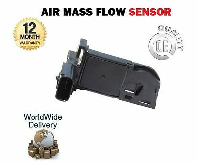 For Volvo C30 C70 S40 S80 V50 V70 2008-> New Air Mass Flow Sensor  31251735
