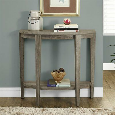 Monarch Specialties I 2452 36-in Hall Console Accent Table