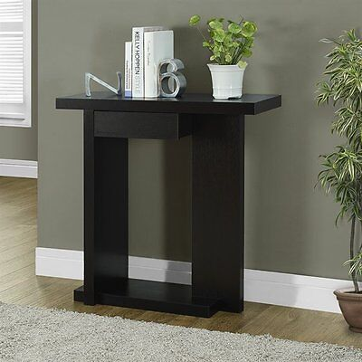 Monarch Specialties I 2458 32-in Hall Console Accent Table