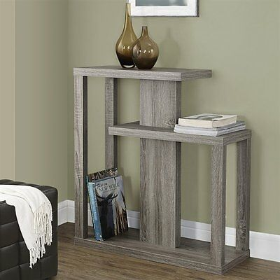 Monarch Specialties I 2472 32-in Hall Console Accent Table