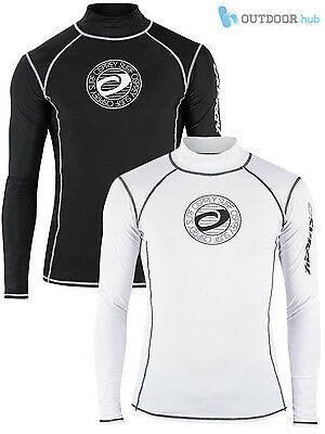 Osprey Mens Rush Long Sleeve Rash Vest Surf T-Shirt Guard Kayak Sailing UV 50+