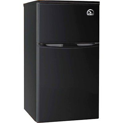 Igloo FR832-BLACK 3.2-cu ft Compact Refrigerator & Freezer