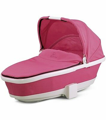 Quinny Tukk Foldable Bassinet - Pink Precious - Brand New! Free Shipping!