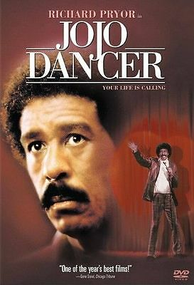 Jo Jo Dancer Your Life Is Calling DVD Richard Pryor  BRAND NEW
