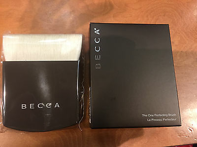 BECCA The One Perfecting Brush - NEW IN BOX & AUTHENTIC - Fast Free Shipping