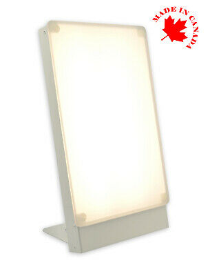 NEW TRAVelite Sold by Northern Light Technologies 10,000Lux SAD Lightbox Therapy