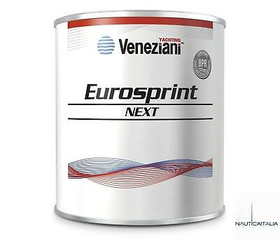 Veneziani Antivegetativa Eurosprint Next  Lt. 2,5 - Long Life  Matrice Dura