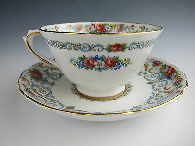 Tuscan ORLEANS Cup and Saucer Set EXCELLENT