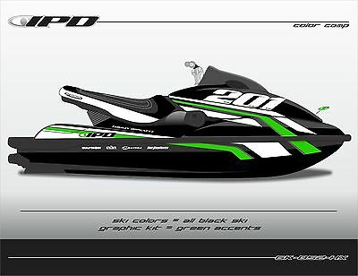 IPD BS2 Design Graphic Kit for Sea Doo HX